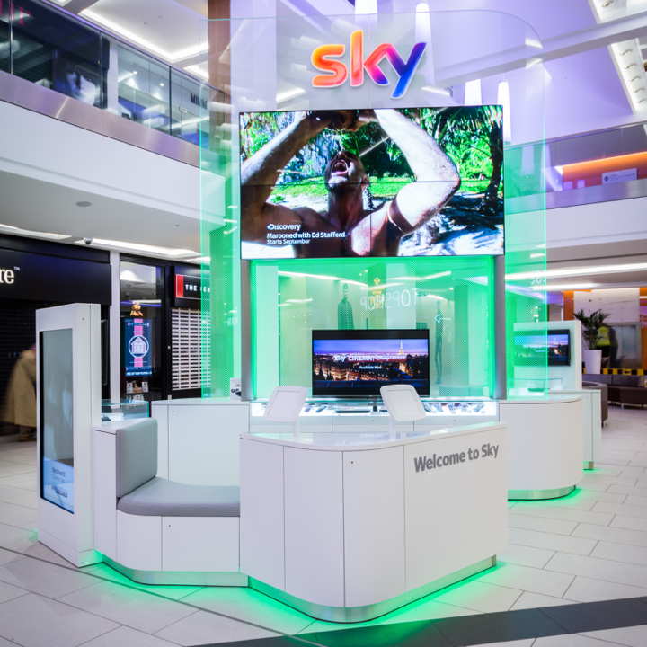 Bringing Sky's complex concept to life