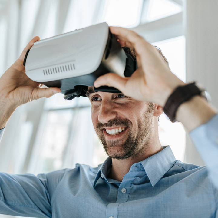Does Virtual Reality have a future in-store?