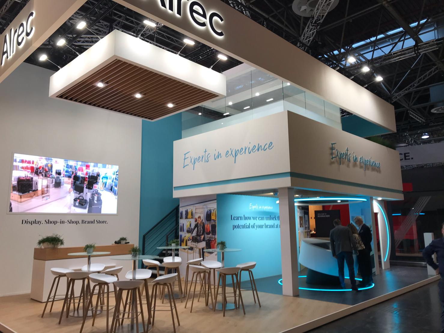 Bringing our brand to life at EuroShop