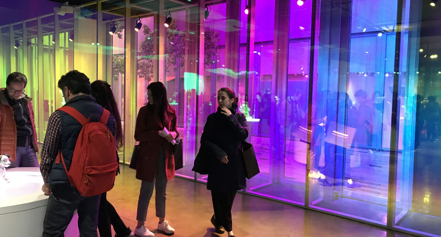 Milan lights up with state of the art design